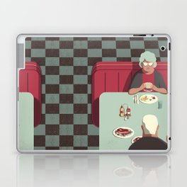 Day Trippers #11 - Diner Laptop & iPad Skin