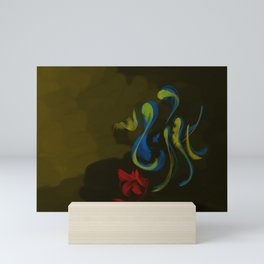 The Lord of Removing Obstacles - Ganesha Mini Art Print