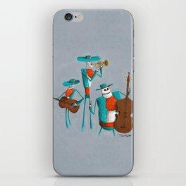 Mariachi Muerto iPhone Skin