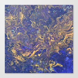 Night Magic Canvas Print