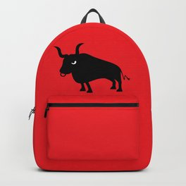 Angry Animals: Bull Backpack