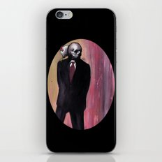 Chicken Hearted iPhone & iPod Skin