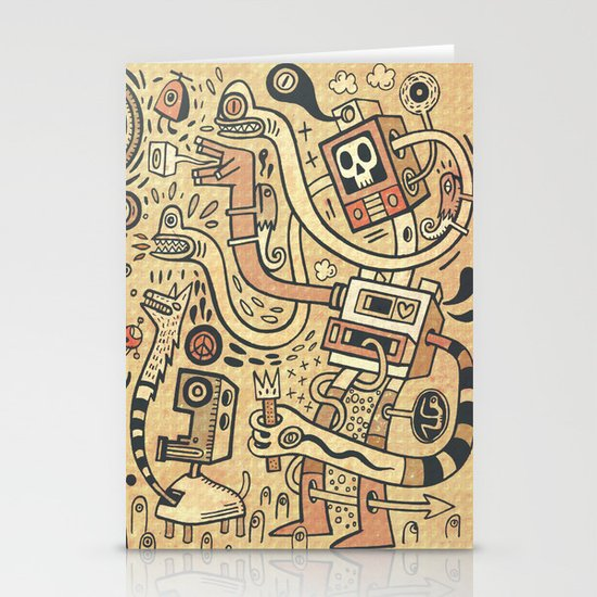 Arbracosmos Stationery Cards