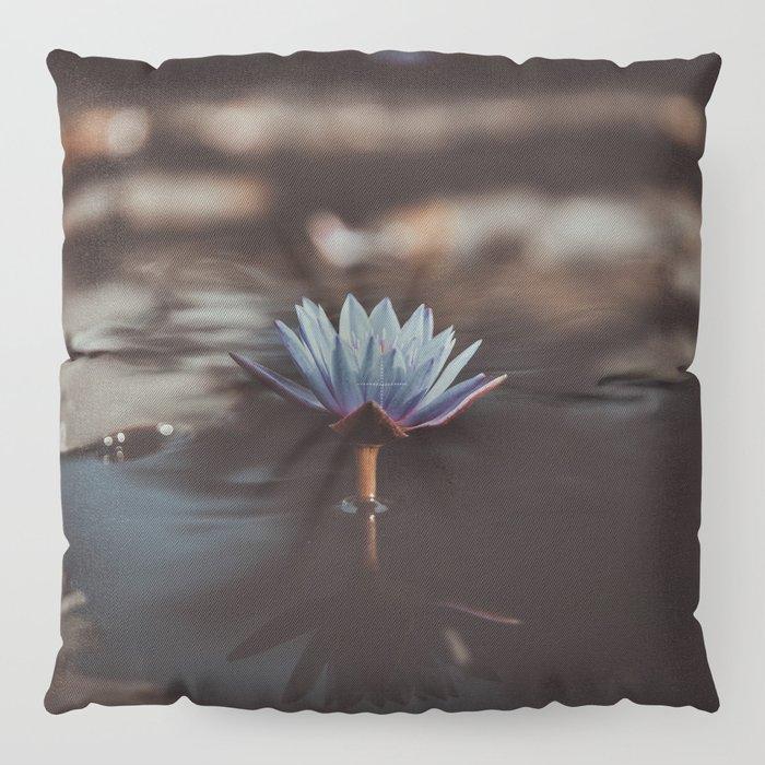 pastel blue Floor Pillow