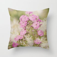 Summer Happy Throw Pillow