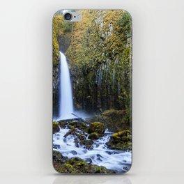 Dry Creek Falls iPhone Skin
