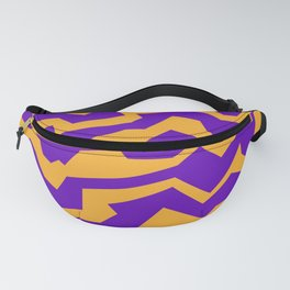 Polynoise Pumpkin Fanny Pack