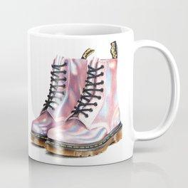 Metallic Docs Coffee Mug