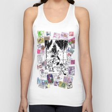 This is not Junk Unisex Tank Top