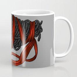Red Ribbon Coffee Mug