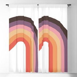 Rebirth Of The 70's No. 61 Blackout Curtain