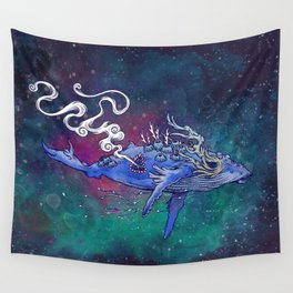 The Last Whale Wall Tapestry