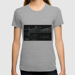 The Persistence of Naps T-shirt
