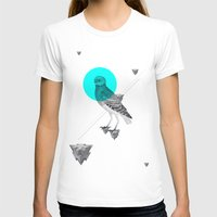 psychology T-shirts featuring Archetypes Series: Wisdom by Attitude Creative