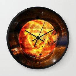 trinitas Wall Clock
