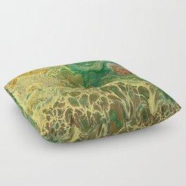 Heaven on Earth Floor Pillow
