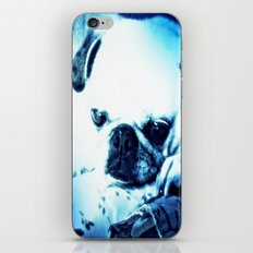 PUG LOVE ~ A Lovely Little Old Lady iPhone Skin