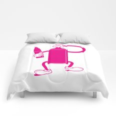 Mr Spray Can Comforters