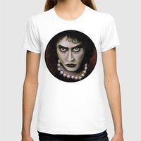 rocky horror picture show T-shirts featuring Untitled I by Rouble Rust