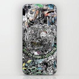 Untold Truth iPhone Skin