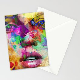 You = Lens Stationery Cards