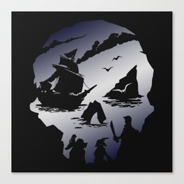 Sea of Thieves Canvas Print