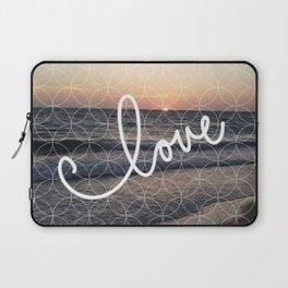 Beaches Laptop Sleeve