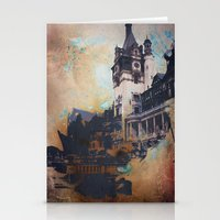 castlevania Stationery Cards featuring Castlevania by Esco