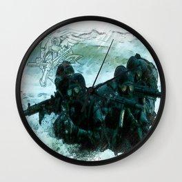 United States Navy Seals Wall Clock