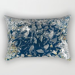 Mussels Rectangular Pillow