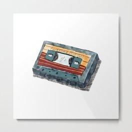 Awesome Mix Vol 1 Metal Print