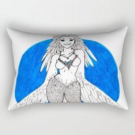 Harpy Rectangular Pillow