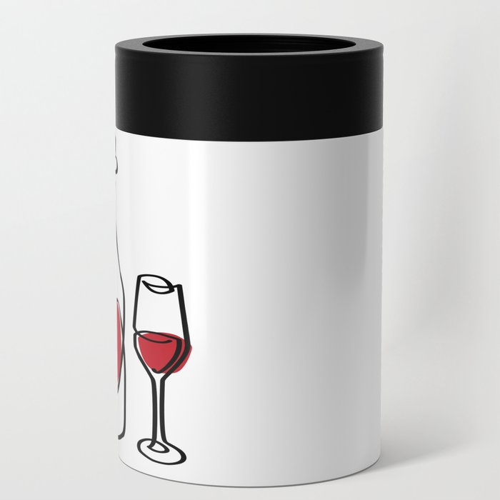 Red Wine and Love Can Cooler