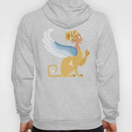 Silly Bestiary: The Sphinx Hoody