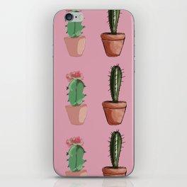Cactus Glory iPhone Skin
