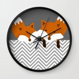 Be curious Wall Clock