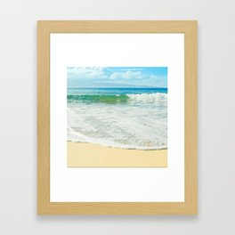 Ocean Dreams Framed Art Print
