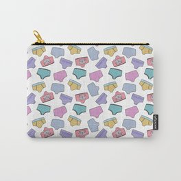 Pattern Project #44 / Underpants Carry-All Pouch