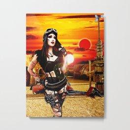 Spring Break on Tatooine Metal Print
