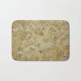 wood background texture Bath Mat