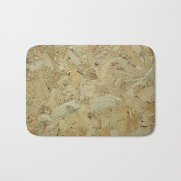 wood background texture Bath Mat