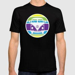Humboldt Bus - Retro T-shirt