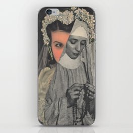 Wedded To The Idea iPhone Skin