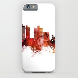 San Mateo California Skyline iPhone Case