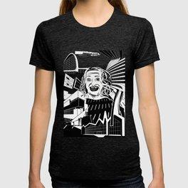 ZAHA HADID Tribute T-shirt