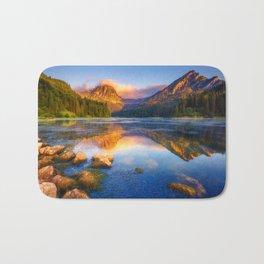 Revolutional Lake Bath Mat