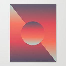 Speculum Sunset Canvas Print