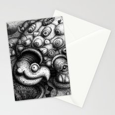 Eye Turtle Stationery Cards