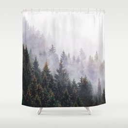 The Big Calm Shower Curtain