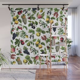 fruit explosion Wall Mural